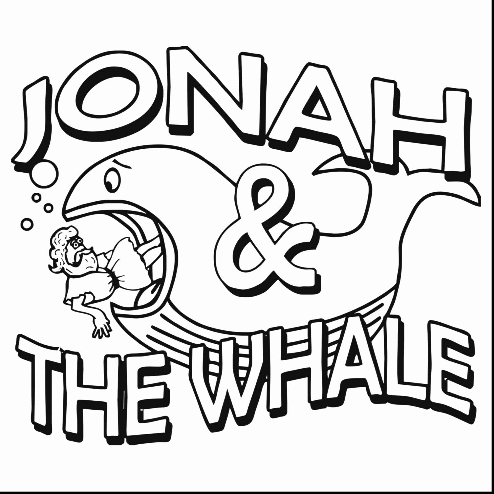 Good Friday Coloring Page Inspirational Exquisite Jonah And The Whale Coloring Page Waggapoultryub
