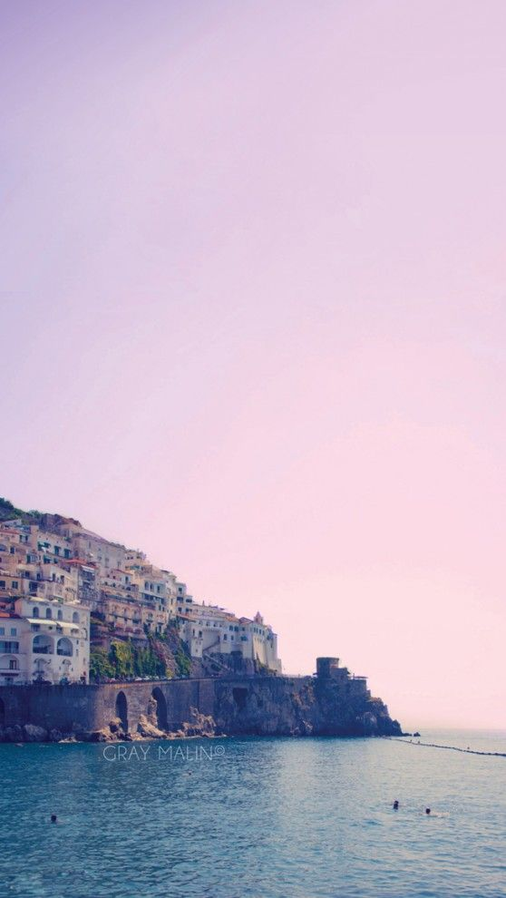 Amalfi GrayMalin IPhone5 Grey Wallpaper Iphone Backgrounds Wallpapers Gray Background La Dolce