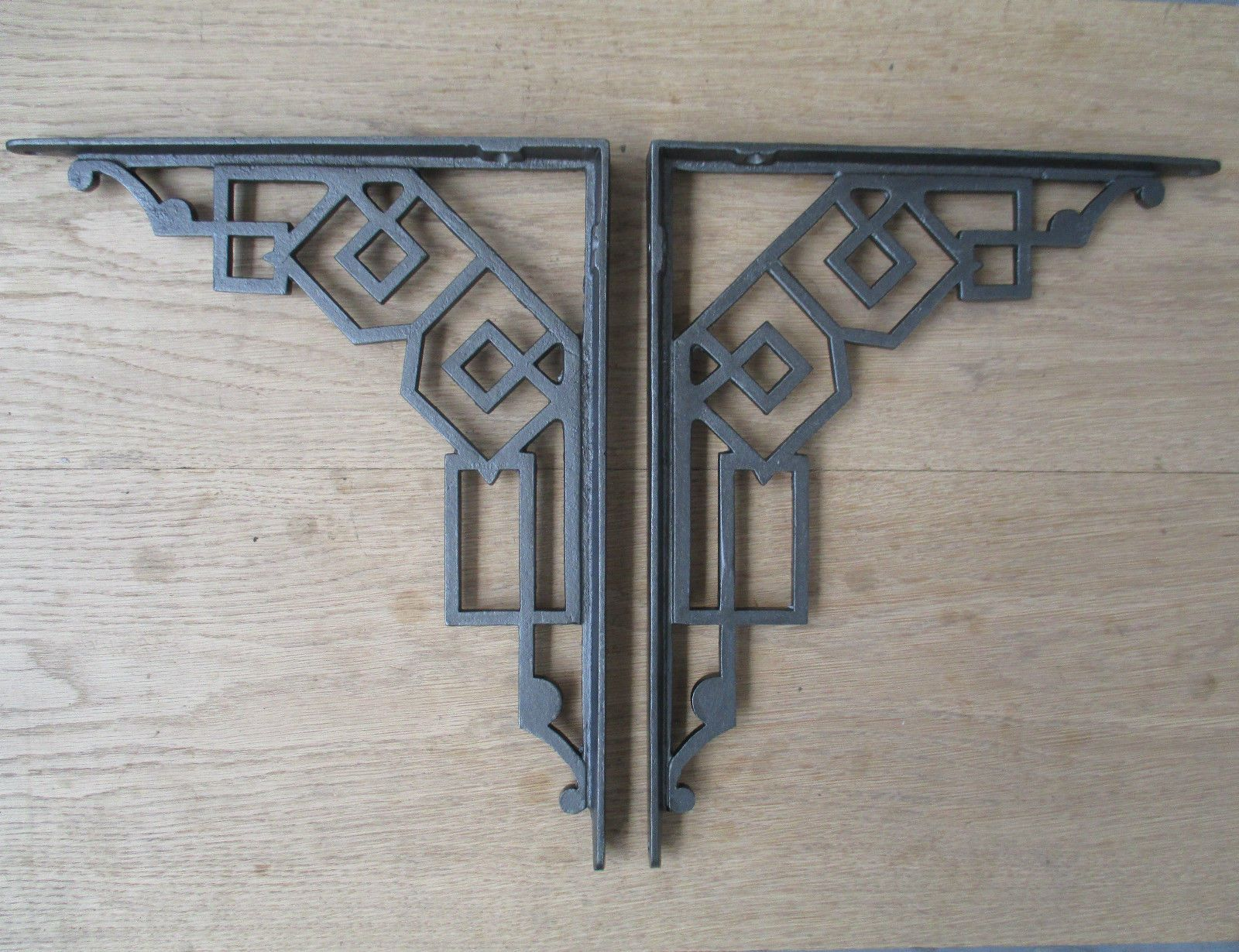 Art Deco Shelving