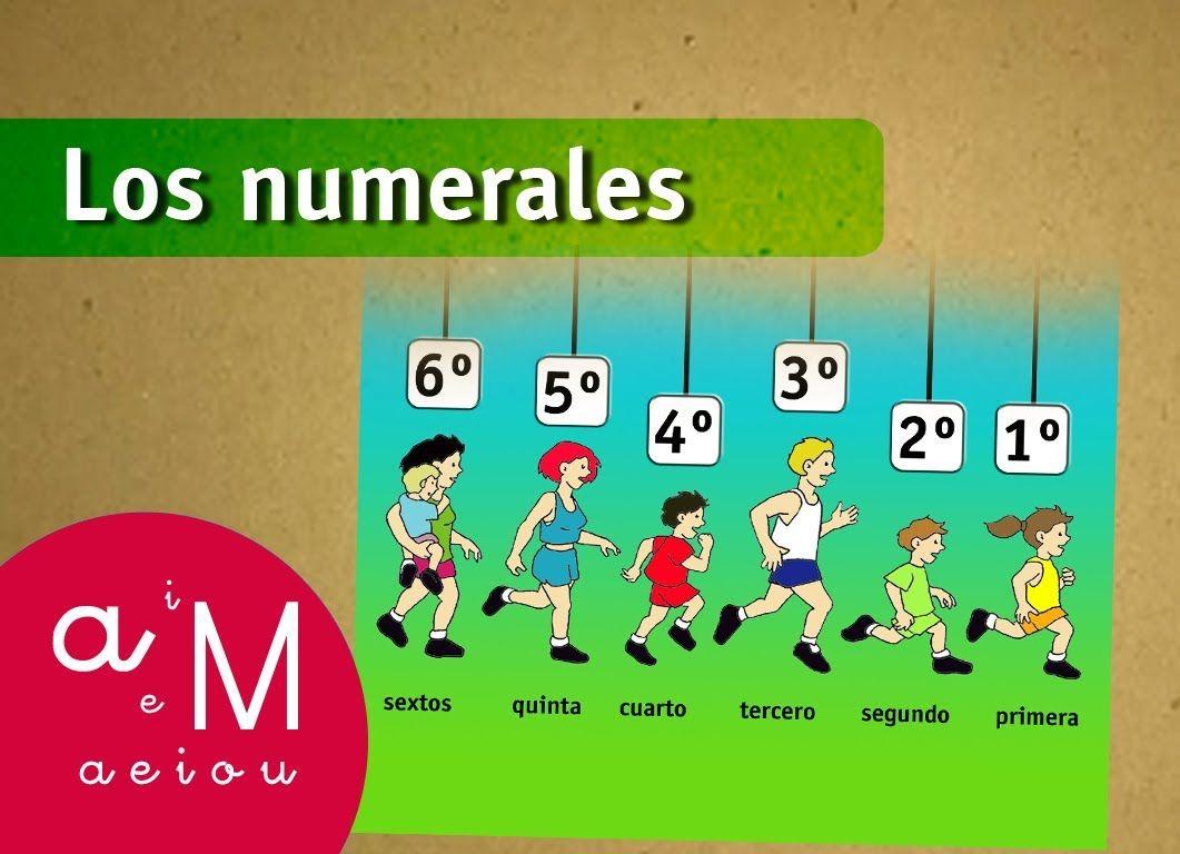 La Eduteca - Los numerales