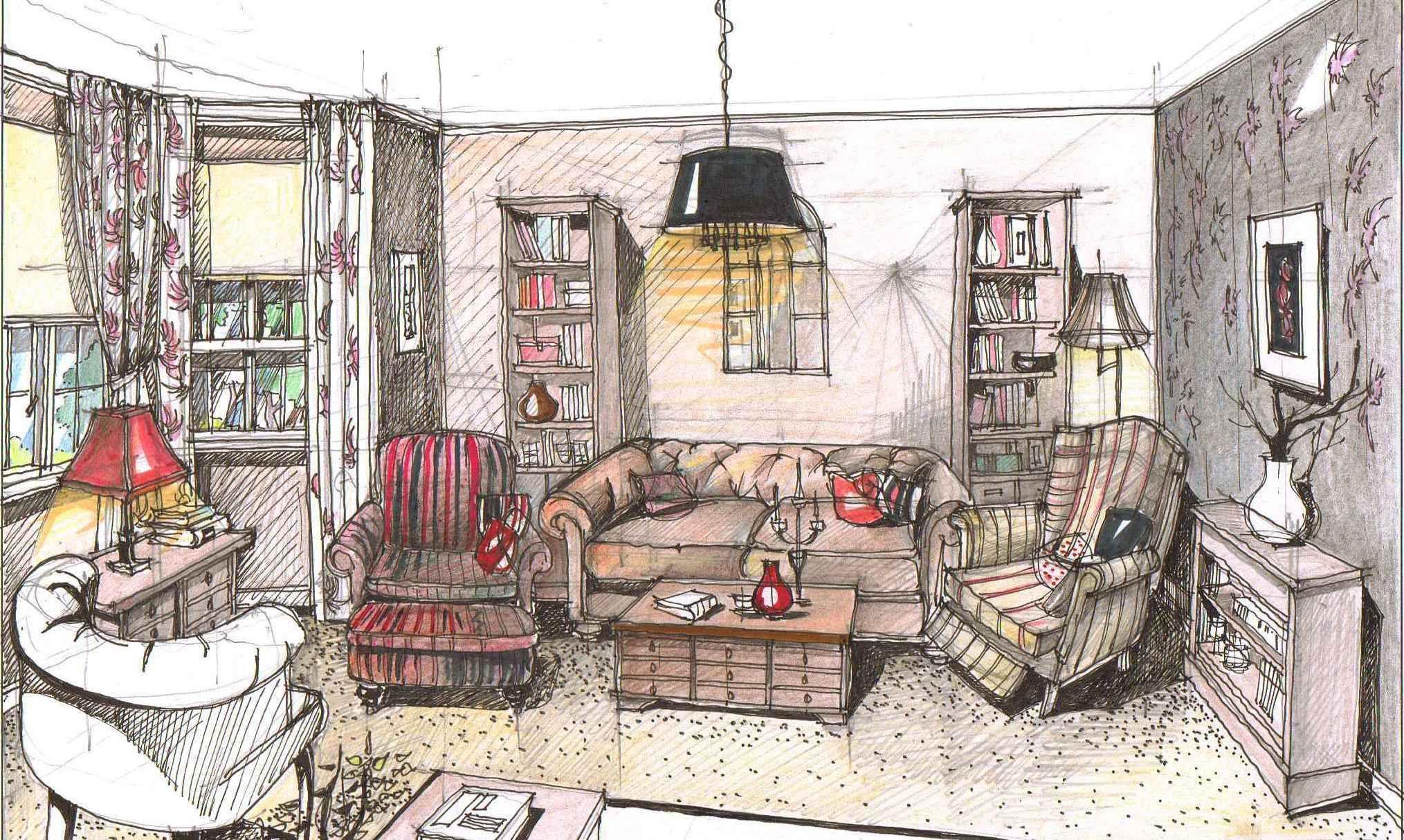 каждой рисунок про квартиру несколько рекомендаций для