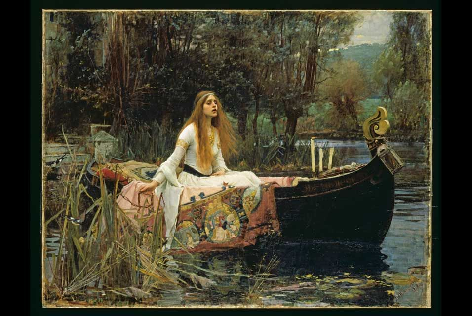 Love and Death: Victorian paintings from Tate on view at Birmingham Museum & Art Gallery