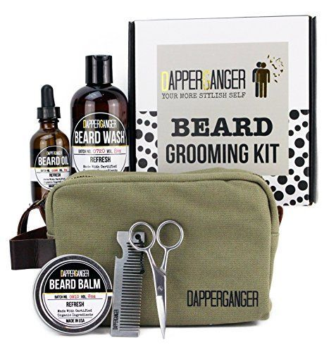 When it comes to beard care kits, novice and veteran beard growers