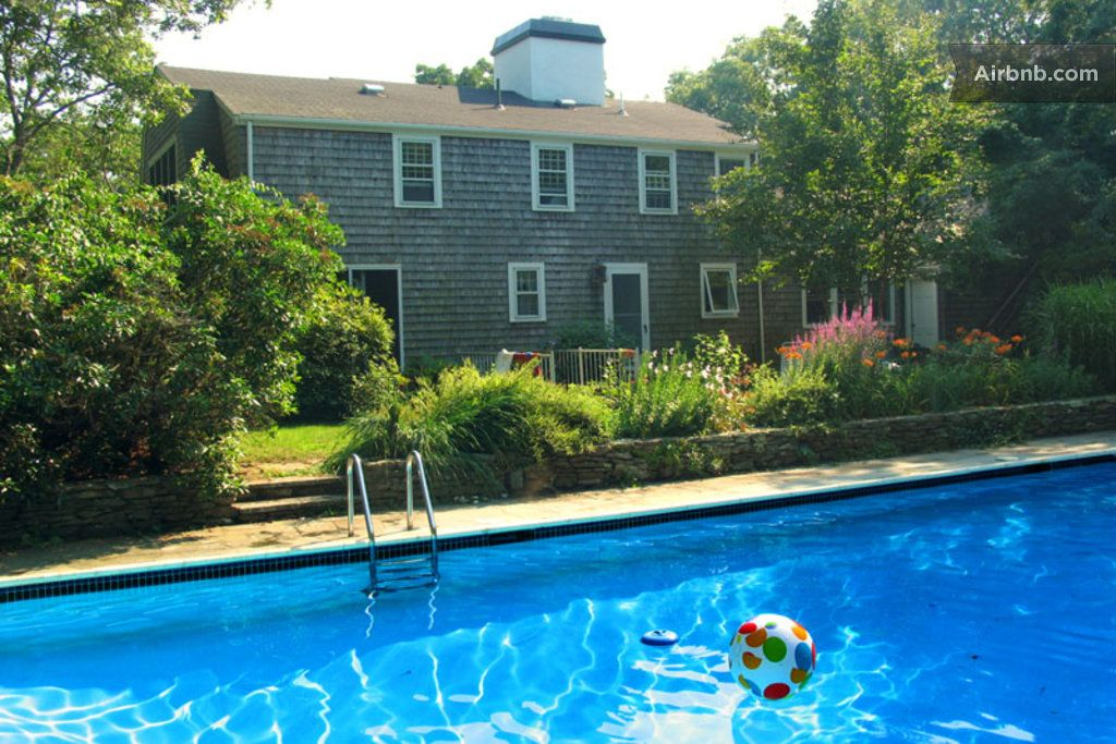 Two Ponds Residence in Falmouth House rental, Vacation
