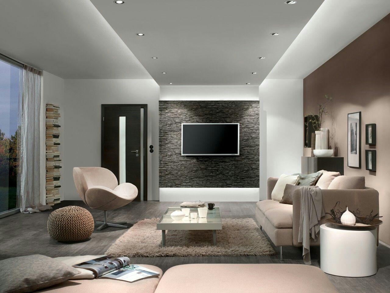 Pin von C auf led  Beleuchtung wohnzimmer, Wohnzimmer licht