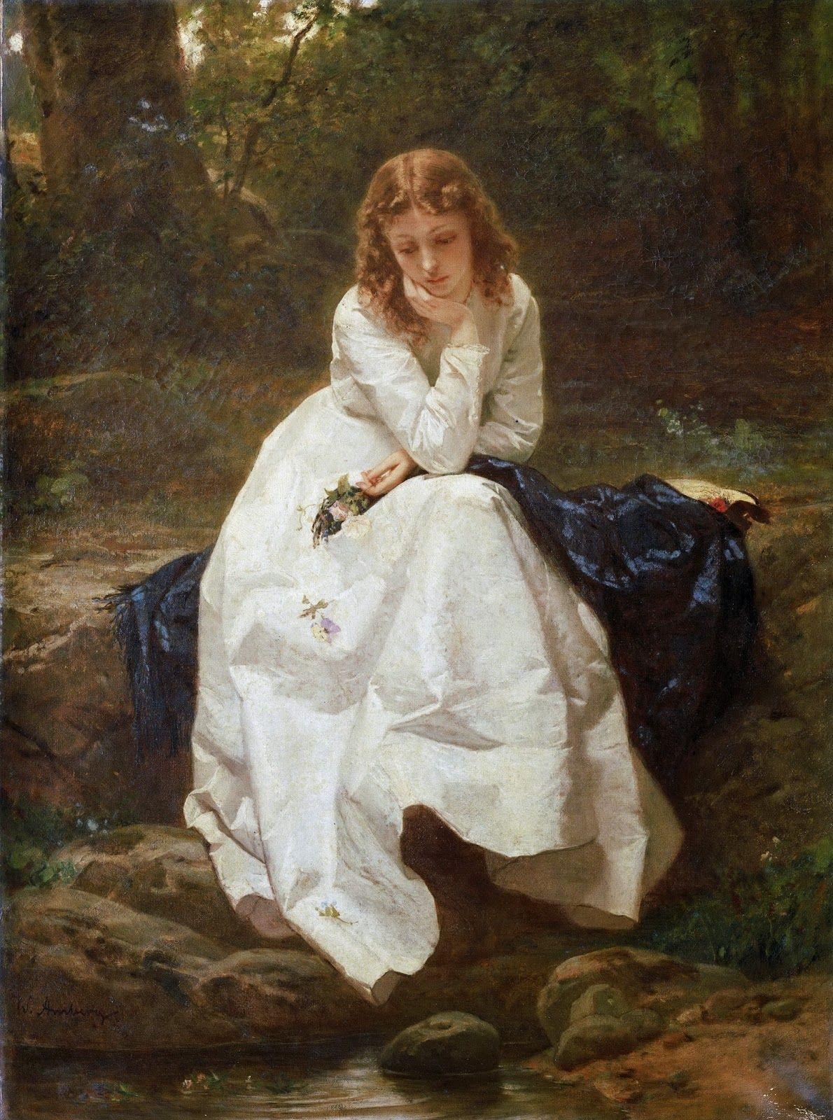 Wilhelm August Lebrecht Amberg... | Kai Fine Art
