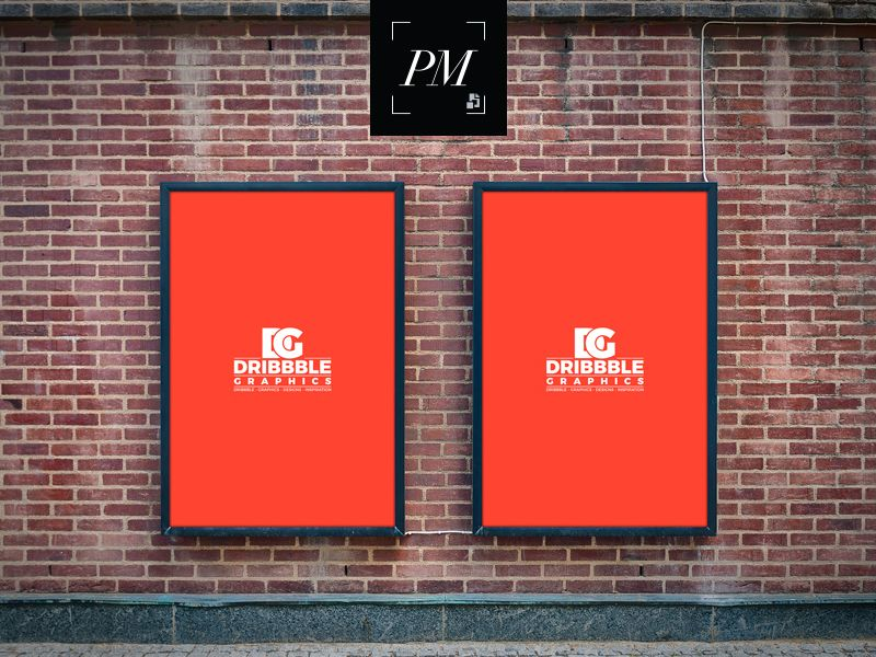 Free Outdoor Street Billboard Poster Mockup Psd 600 Poster Mockup Psd Poster Mockup Mockup Psd