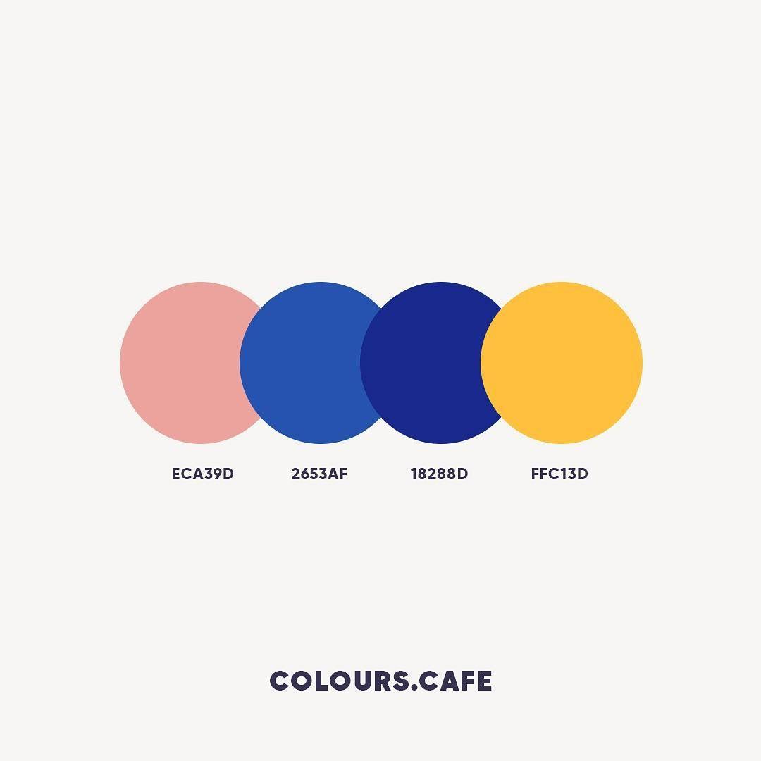 41 Beautiful Color Palettes For Your Next Design Project Color