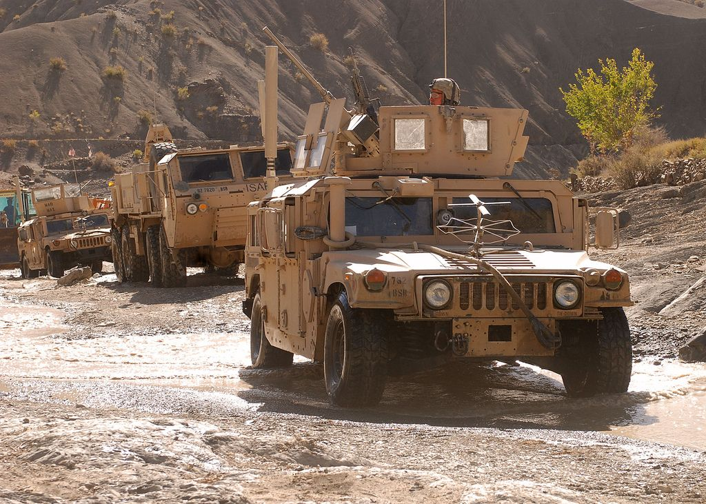 Afghanistan Military Vehicles Vehicles Military