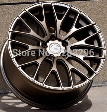 17 18 19 Inch 4x108 5x108 5x112 5x114 3 5x120 Car Alloy Wheels Fit For Bmw Volkswagen Audi Kia