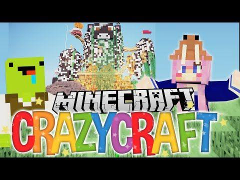 Pee Puddles Ep 46 Minecraft Crazy Craft 30 Youtube Crazy