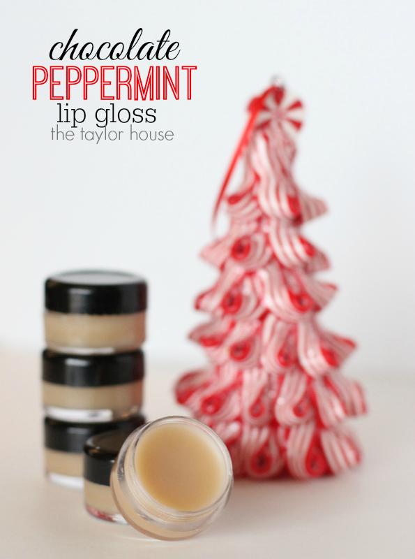 DIY Chocolate Peppermint Lip Gloss | Homemade beauty recipes ...
