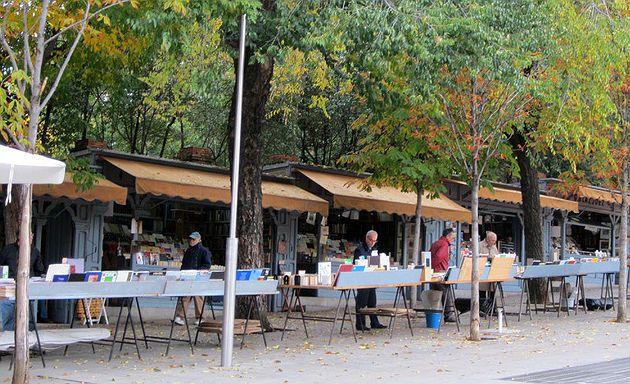 A cielo abierto las terrazas de los hoteles de madrid se for Hoteles en la calle prado de madrid