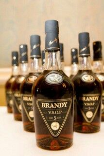 V&P Irish Line 5 years old first collection of Brandy