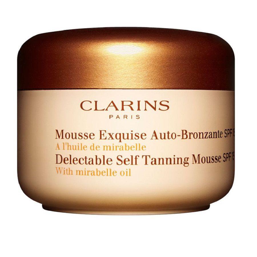 Clarins Mousse Exquise Auto Bronzante Spf15 Zelfbruiner Online Kopen