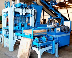 Supersonic Machinery Designer Manufacturer And Exporter Of Machineries For Concrete Construction Industries Since Curb Stone Concrete Blocks Paver Blocks