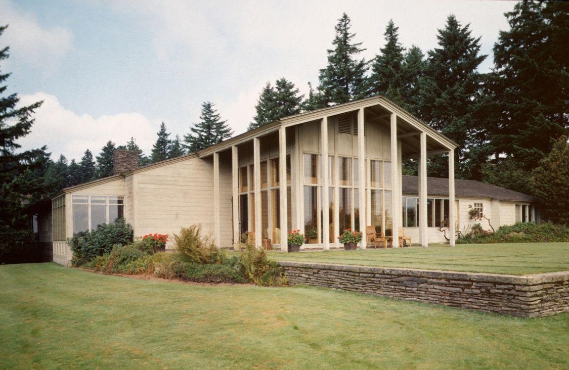 Aubrey R Watzek House Portland Oregon