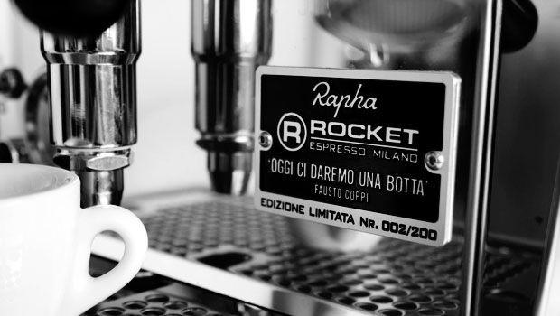 Nice Rocket Espresso Machine | Rapha Good Ideas