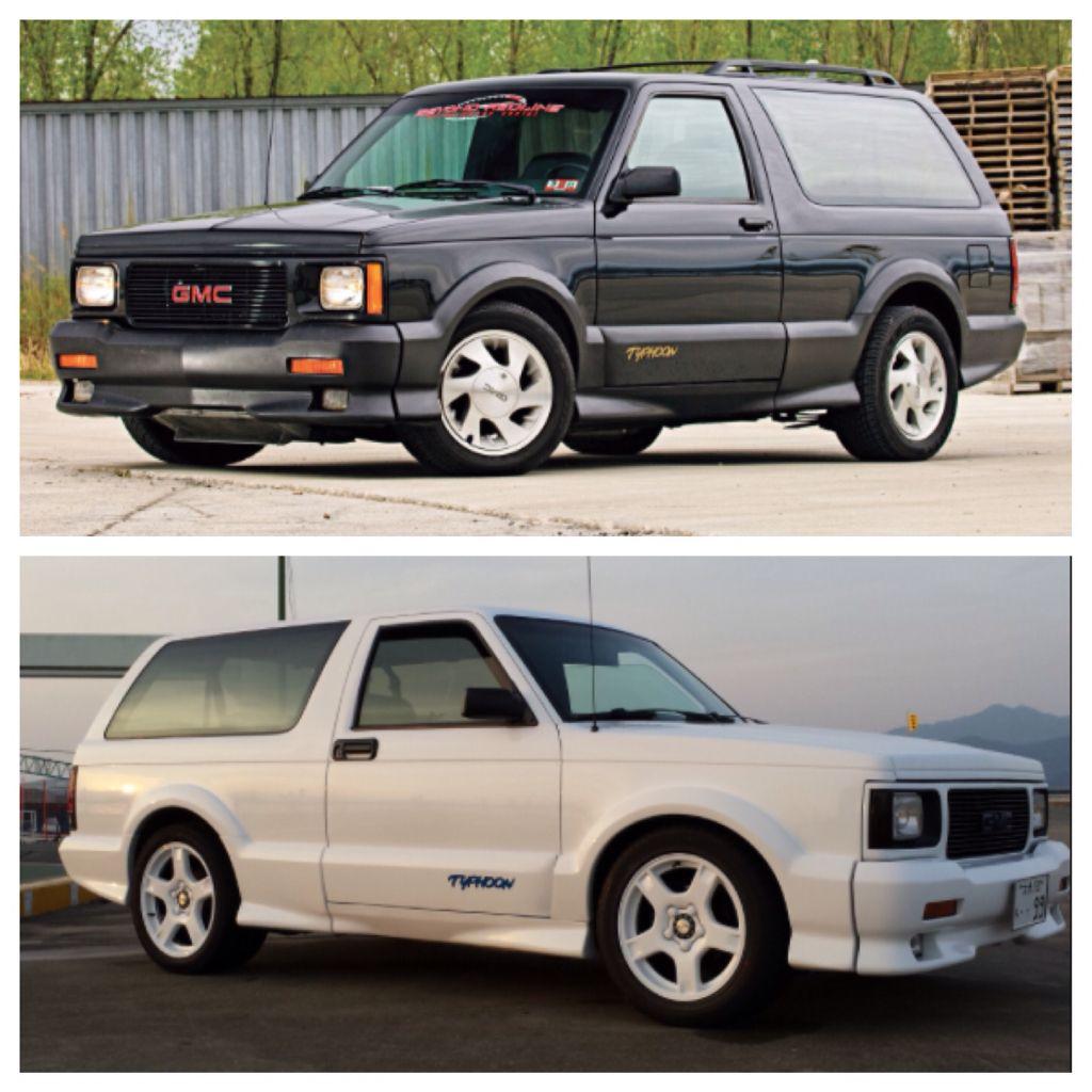 1993 Chevrolet S10 Blazer Interior: Camionetas, Autos Y Carritos