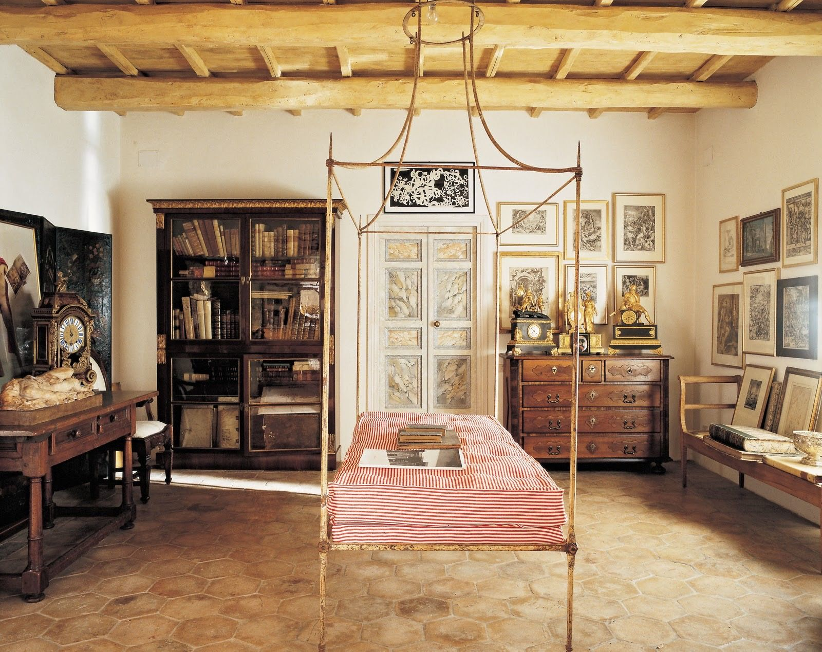 Gian Enzo Sperone\'s country house. Photo by Oberto Gili | Italian ...