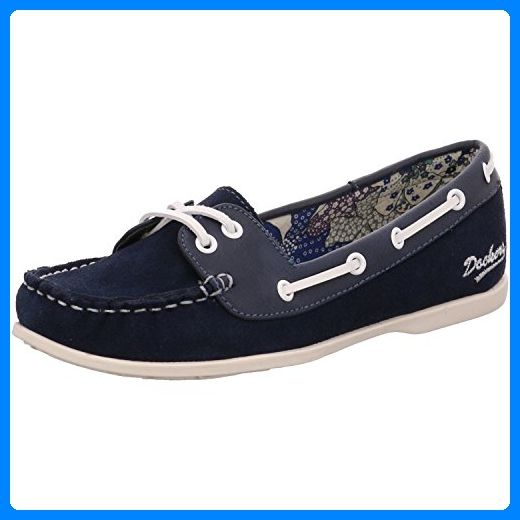 Slipper 36ya201 MarineEu Und Damen Mokassins 41 Dockers trdxhsBoQC