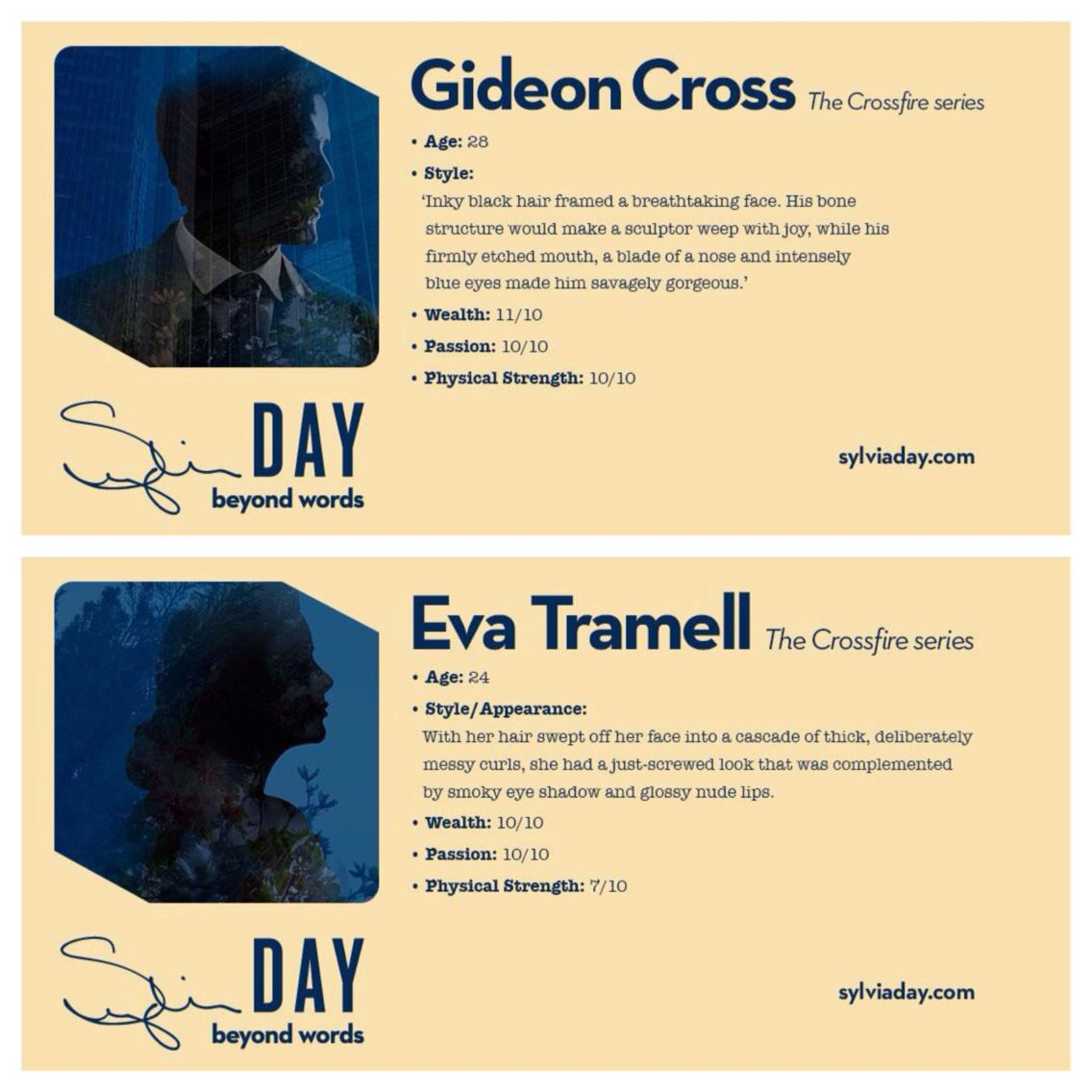 Crossfire crossfire series crossfire sylvia day