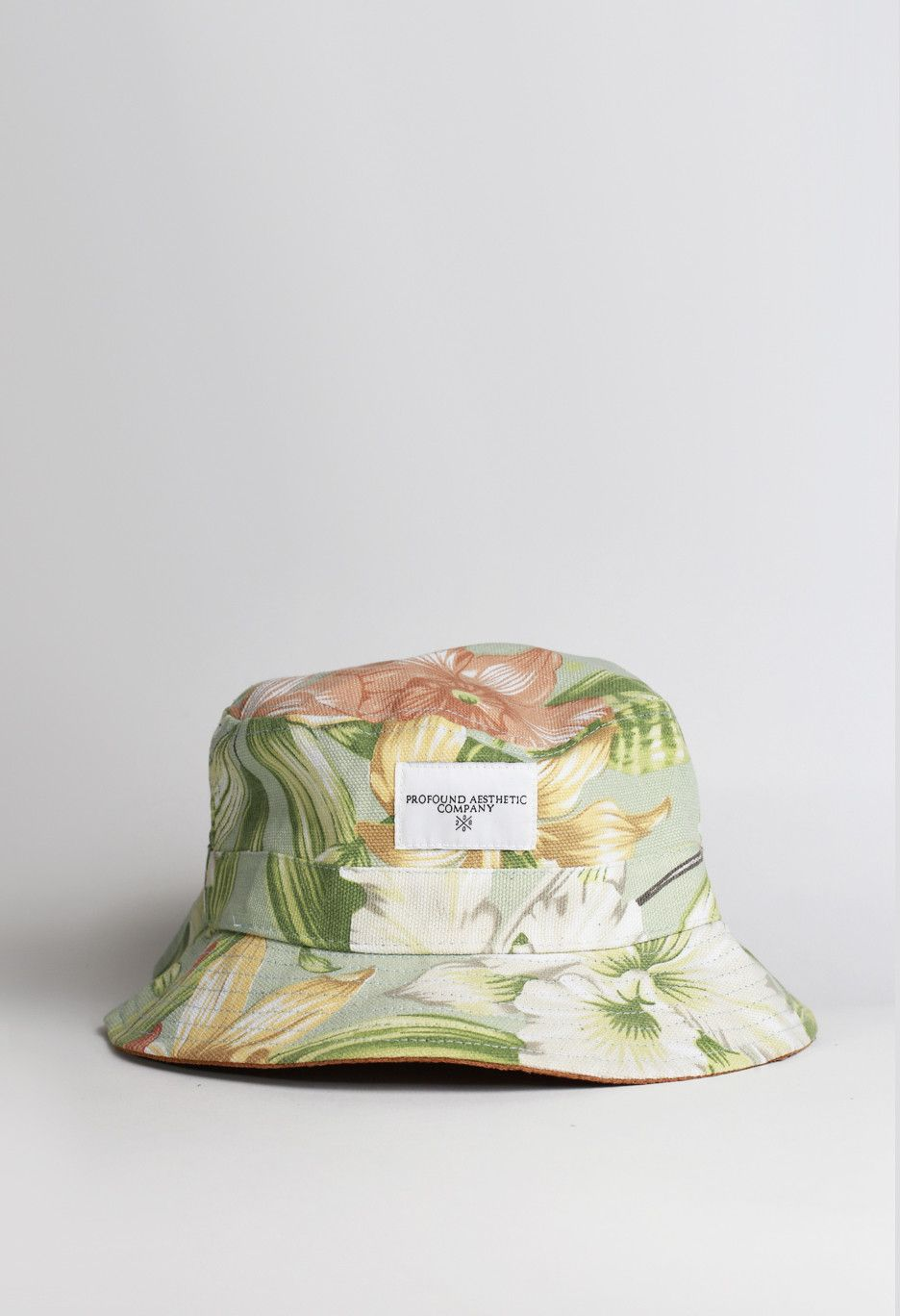 8ee52a8f8bfb6 The Hibiscus Garden Floral Bucket Hat