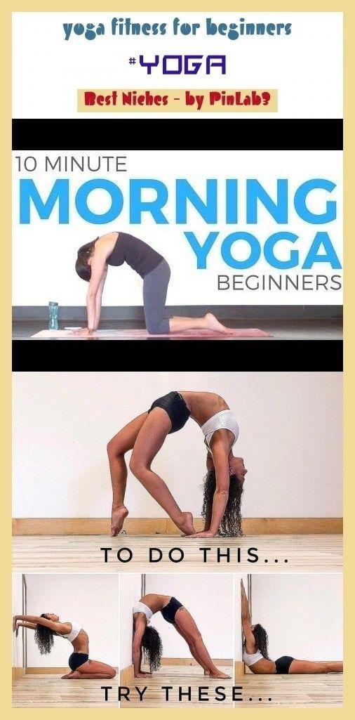 Yoga fitness for beginners #fitness #beginners #fitness #anfänger #débutants Yoga Fitness für Anfäng...