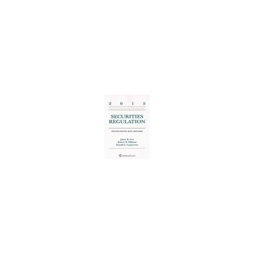 Securities Regulation (Supplement) (Paperback)
