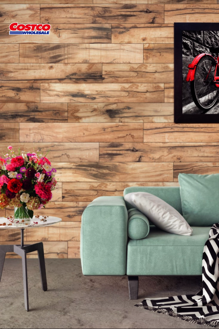 Mohawk Home Laurel Glen Oak 10mm Laminate Flooring With Splashdefense Technology 2mm Pad Attached Video Video In 2020 Mohawk Home Bedroom Decor Design Flooring
