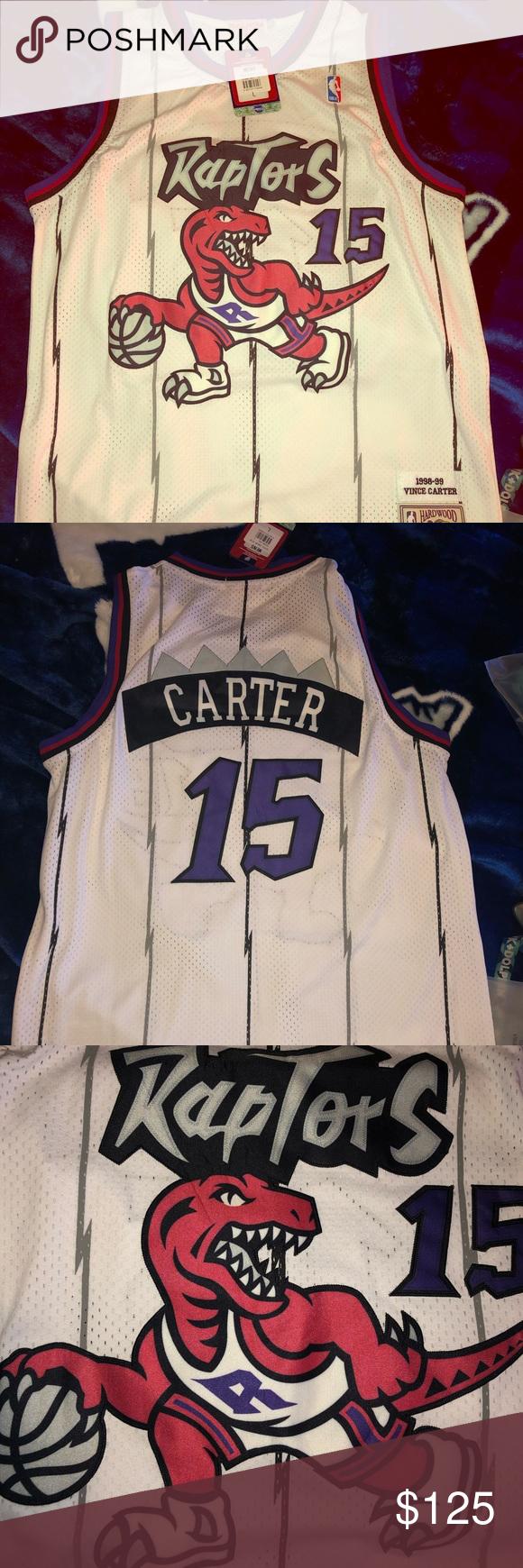 3d3b46cf6 🆕🚹Lg TOR Raptors Vince Carter Jersey