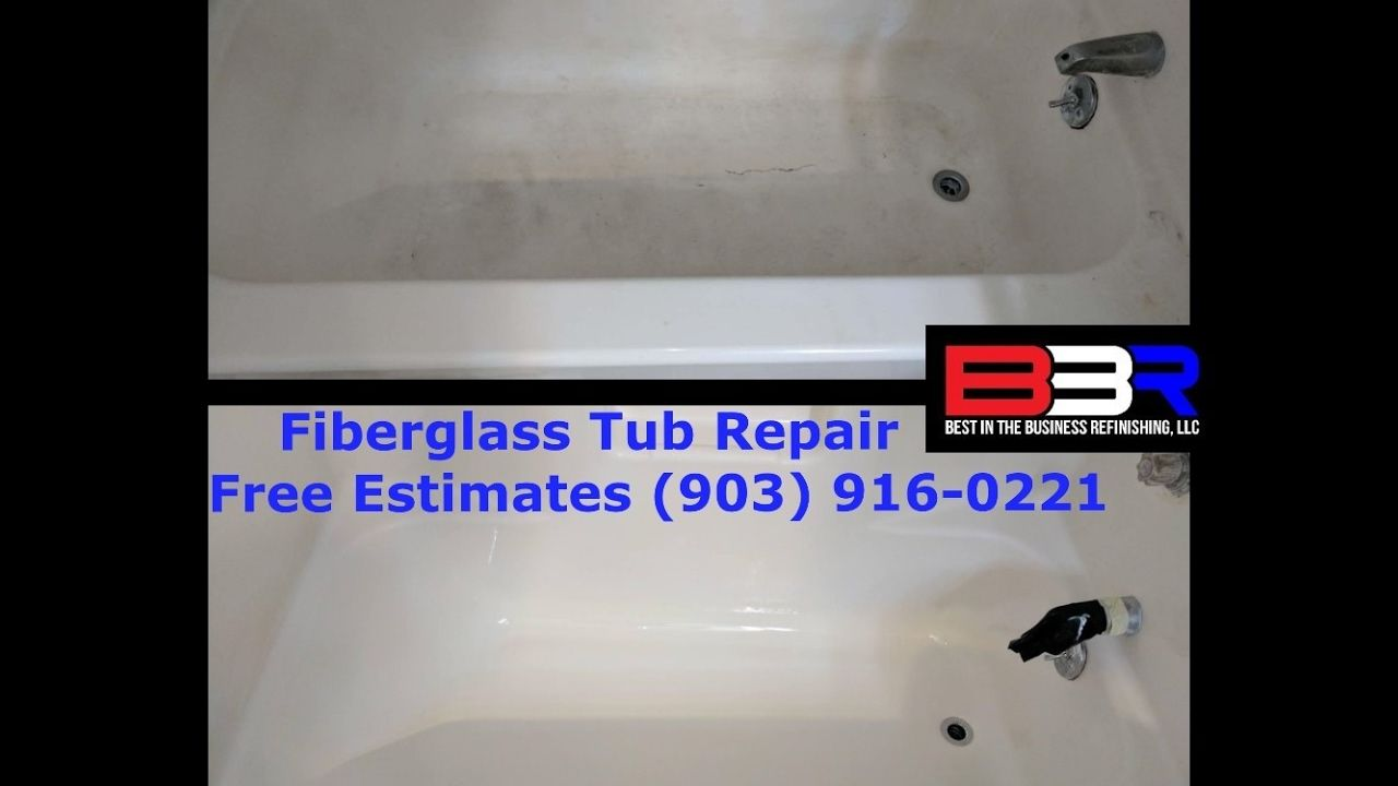 We Service Kilgore Tx For All Your Cracked Bathtub Repair Needs