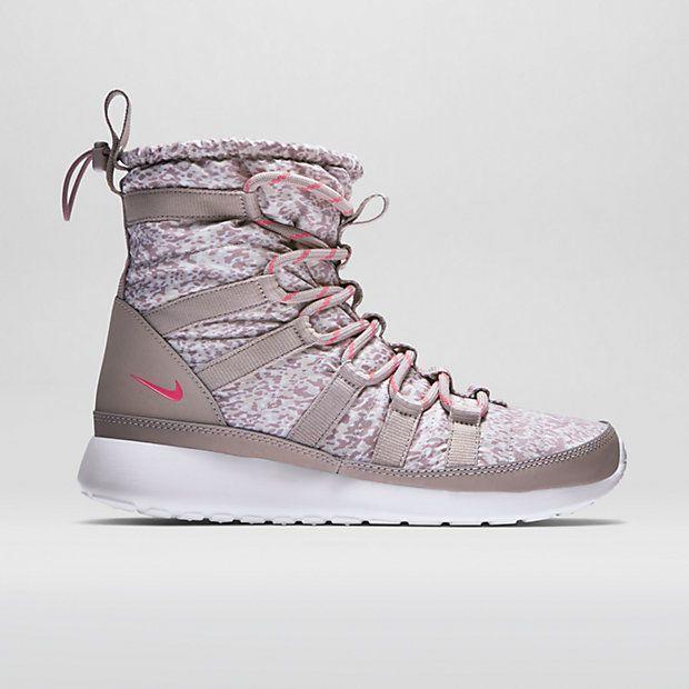 Nike Womens Course Roshe Haute Impression Sneakerboot style de mode FYFQTZ