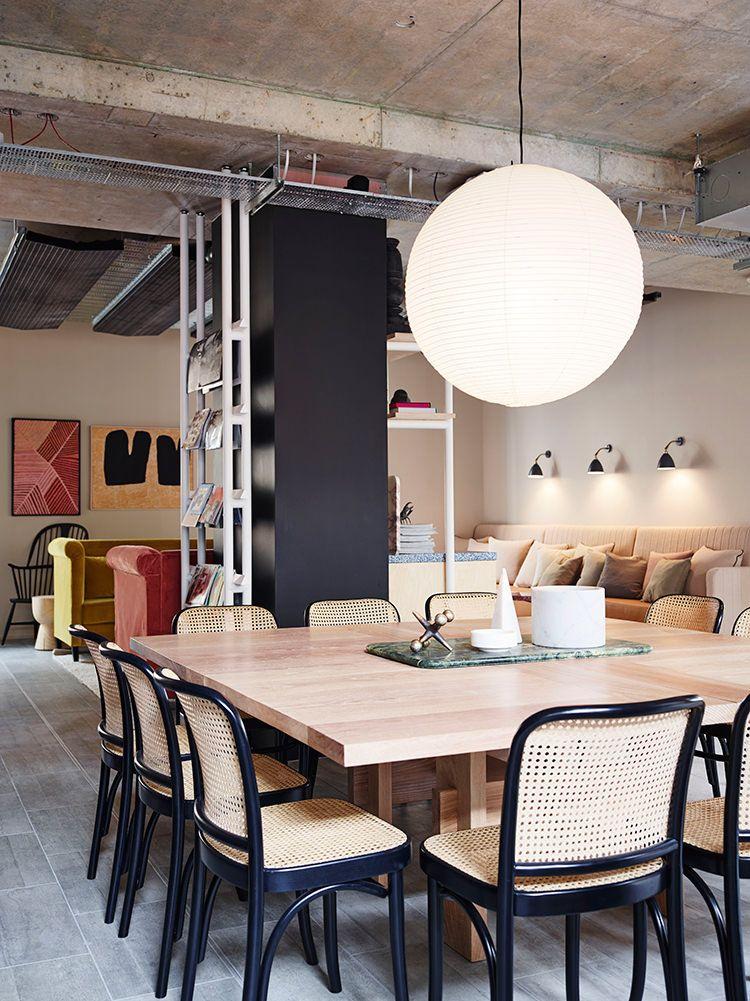 In out alex hotel by arent pyke brynneparry int rieur pinterest meuble design echange - Interieur eclectique maison citiadine arent pyke ...