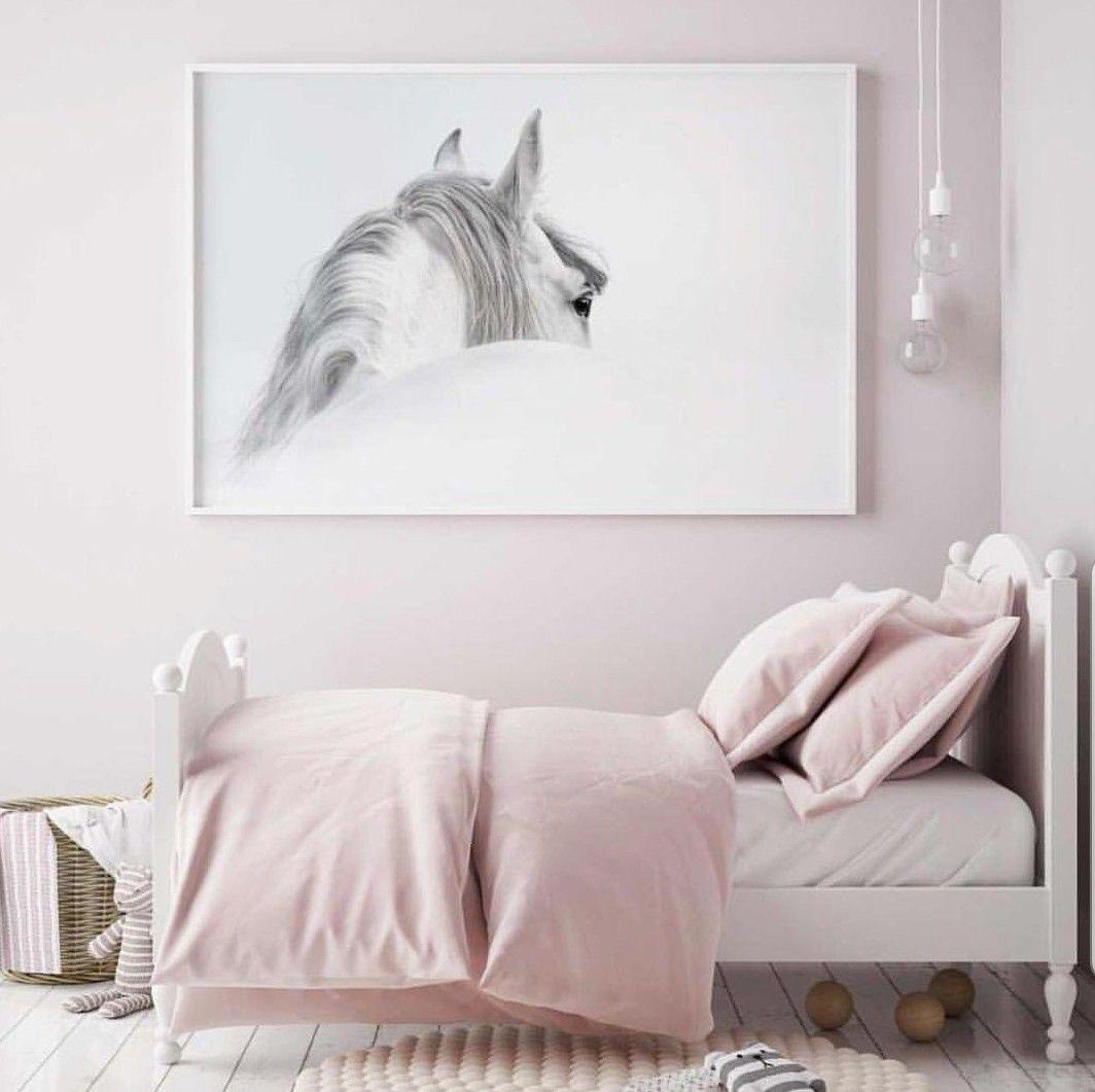 Épinglé sur Chambre ado cheval