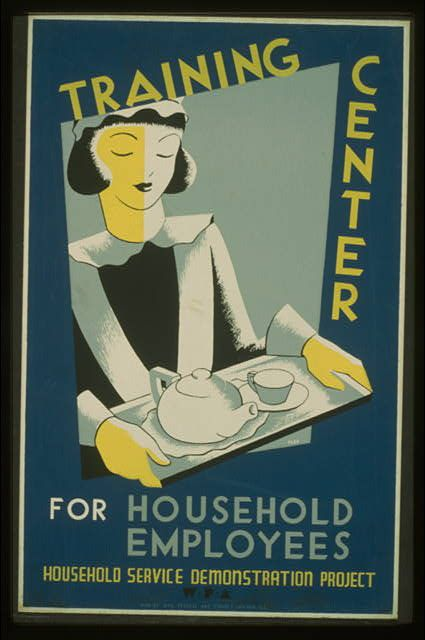1936 WPA poster.