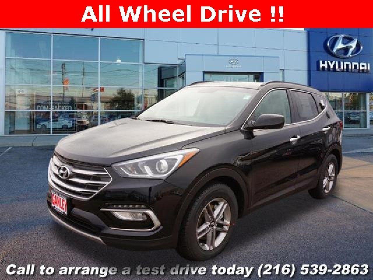 2017 Hyundai Santa Fe Sport 2.4L 5NMZUDLB6HH031734 | Ganley Hyundai