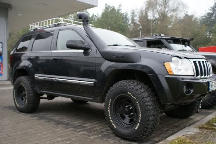 Toyota 100 Series I Think Snorkel On A Wk Think I M Gonna Try