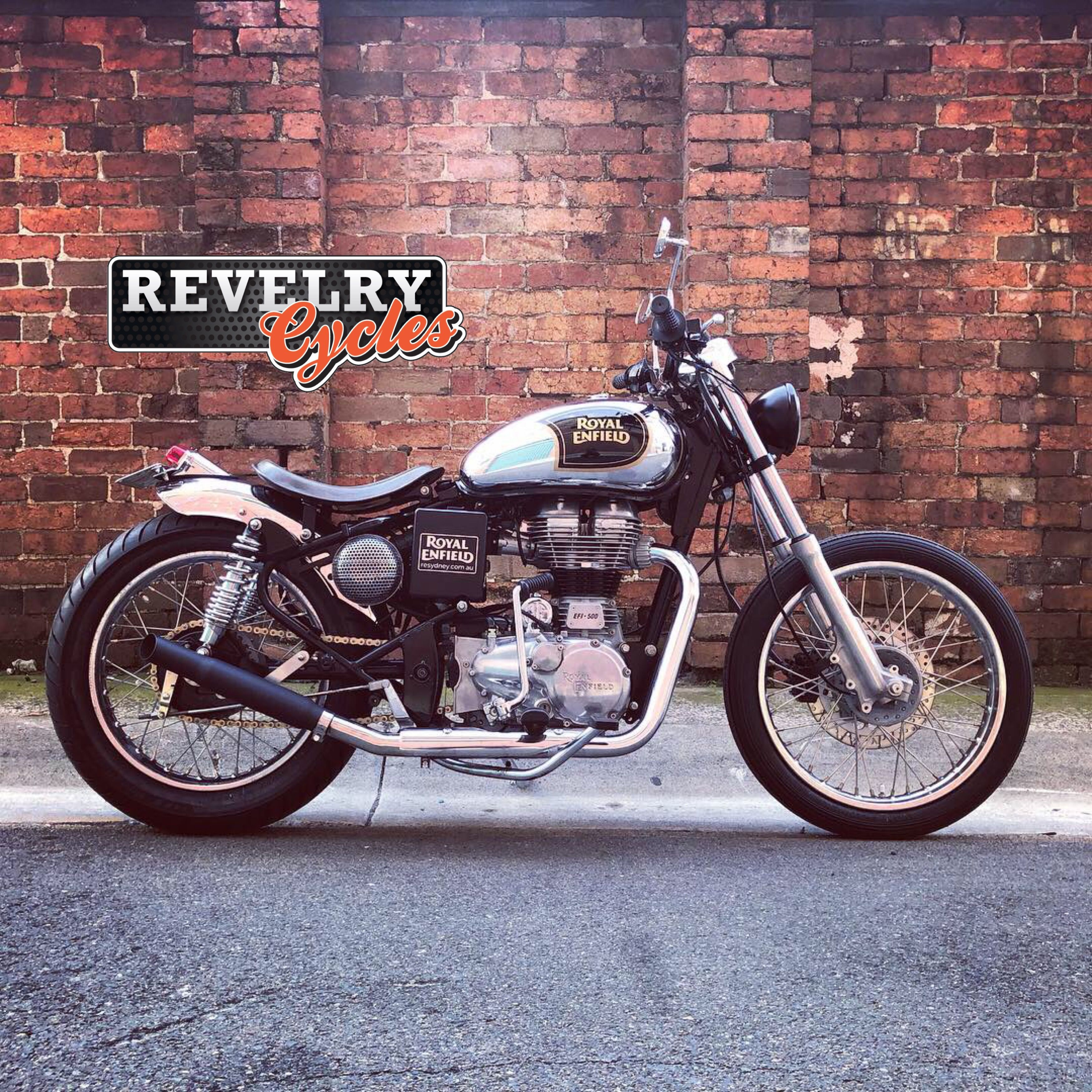Royal Enfield Classic 500 Bobber Motorcycle Shop Our Latest