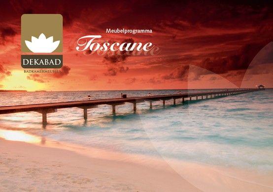 DekaBad Brochure Toscane over Zelfbouwmeubelen bestemd voor de ...