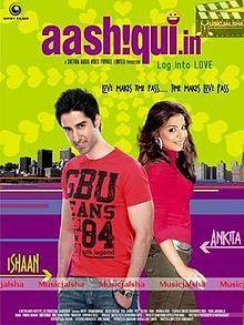 "Aashiqui.in.jpg Modern day Indian ""Cinderella-like"" Plot @ http://en.wikipedia.org/wiki/Aashiqui.in"