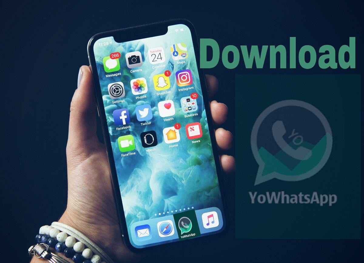 (YoWA) YoWhatsApp Apk 7.51 Latest Version Download For