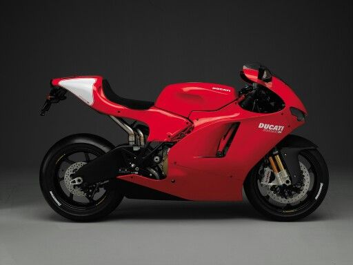 The Ducati Desmosedic Rr The Best Looking Sports Bike On The