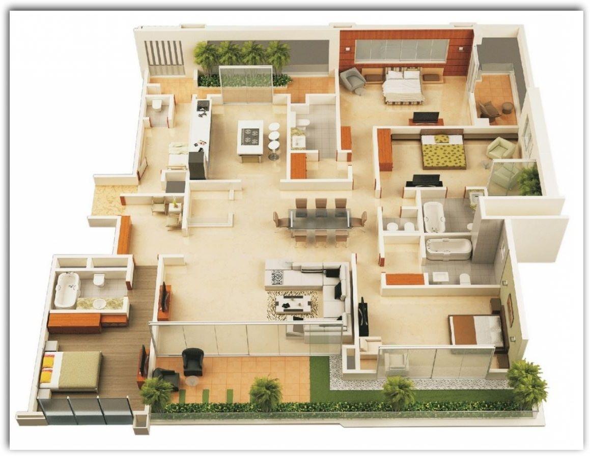 Dise os de casas en 130 metros cuadrados casas planos for Diseno de apartamentos de 90 metros cuadrados