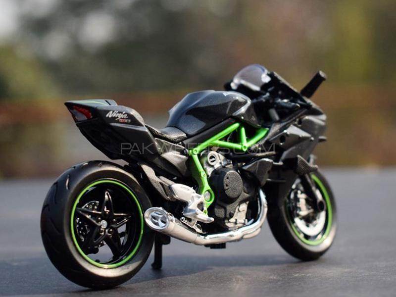 Kawasaki H2R For Sale >> Die Cast Kawasaki Ninja H2r Kawasaki Ninja Diecast Ninja