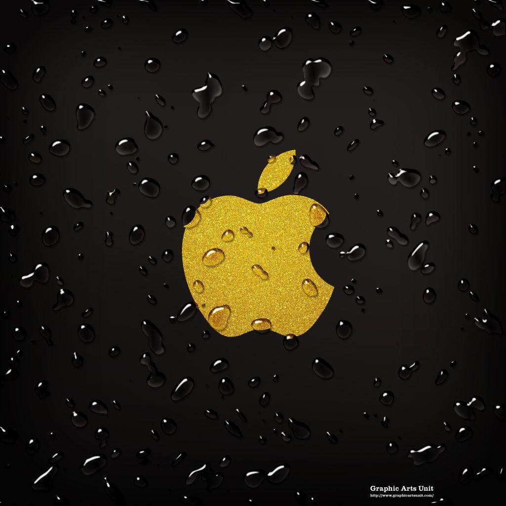 Mobile Wallpaper Water Apple