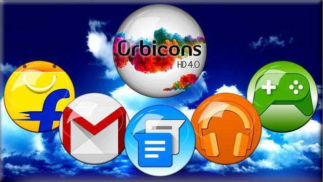 Icon Pack HD Orbicons v4 0 FULL APK Free | APKBOO | APK for android