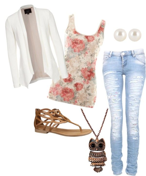 """Untitled #5"" by smcaldecourt on Polyvore"