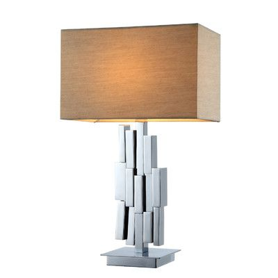 R v astley olea blocks table lamp in nickel wayfair uk