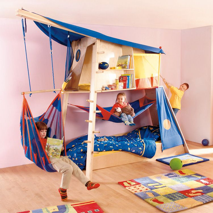 The Boo And Boy Cool Kids Beds From Viva Baby